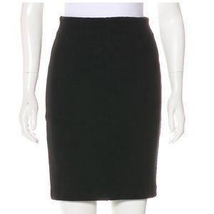 Opening Ceremony Black Stretch Mini Skirt Bodycon